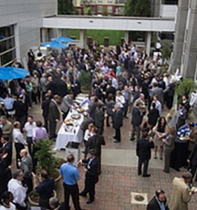 A photo of the Airwatch Social