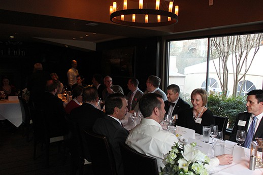 March CIO Roundtable Dinner