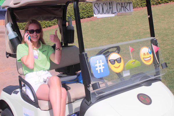 CIO Gof Tourney Social Cart