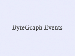bytegraph events feature