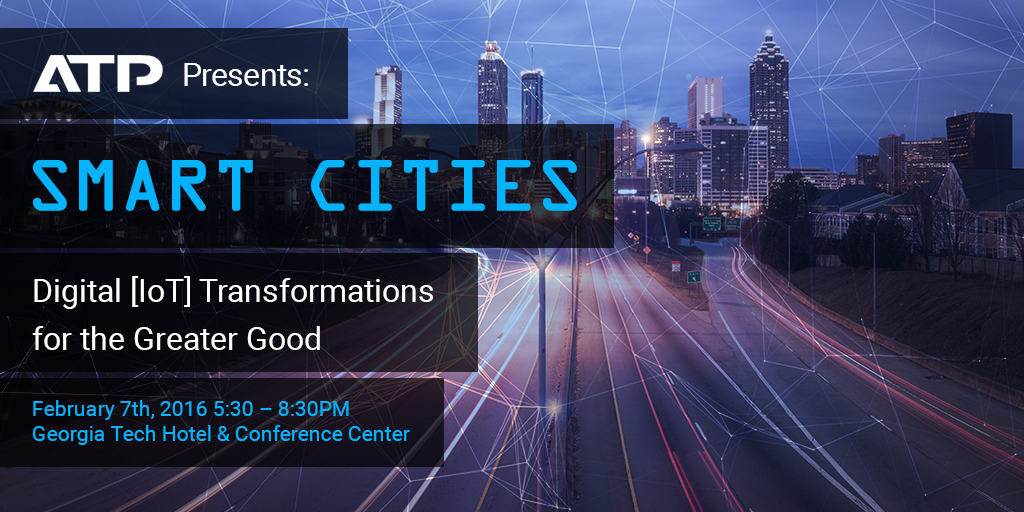 Smart Cities – Digital (IoT) Transformation for the Greater Good