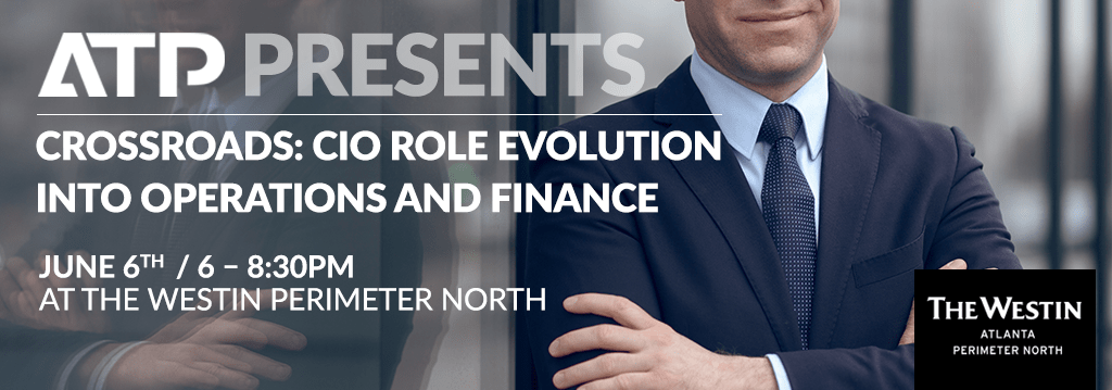 CIO Crossroads: Role Evolution Into Operations & Finance