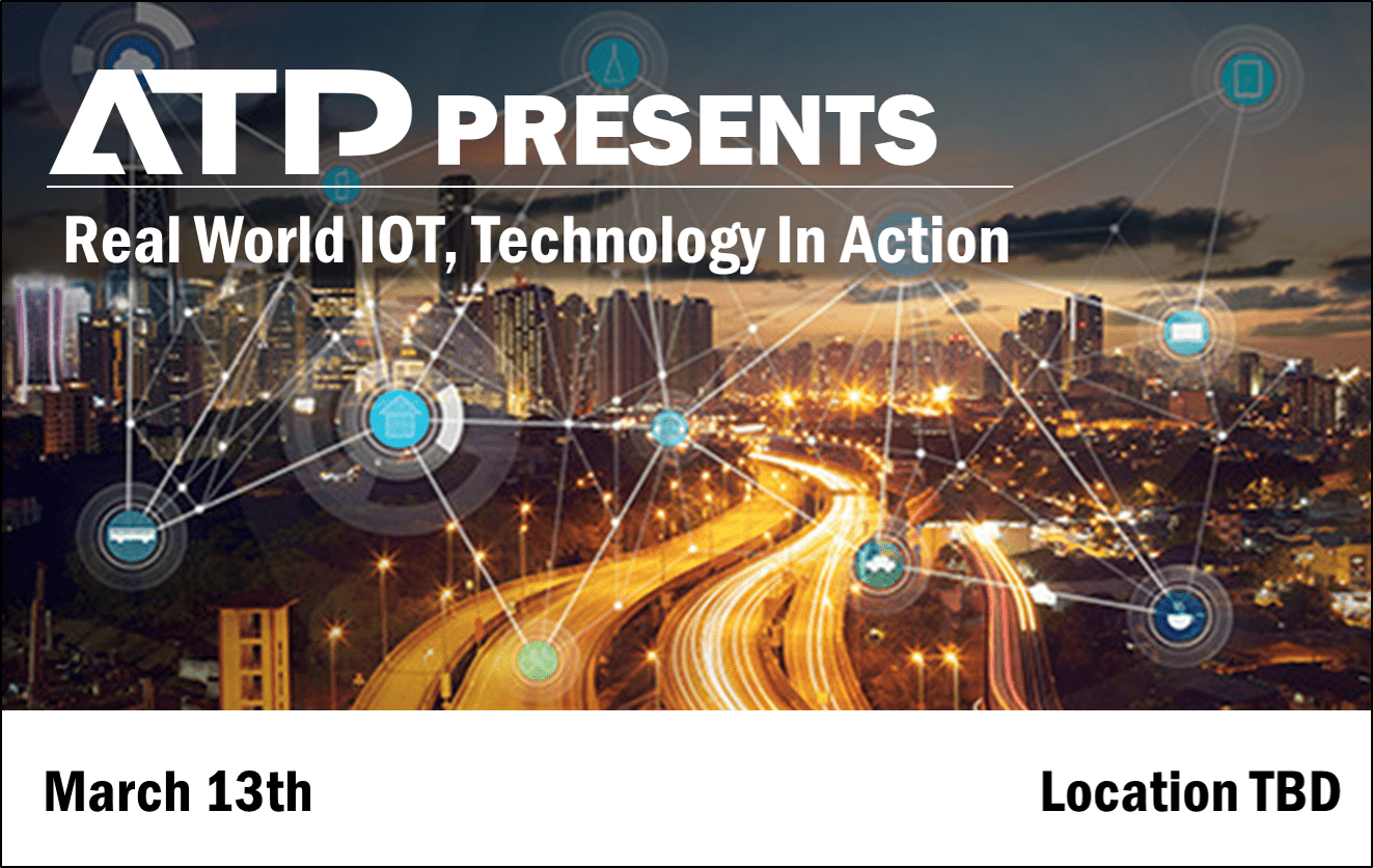 Real World IOT, Technology In Action